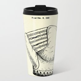 Baseball Mitt-1945 Travel Mug