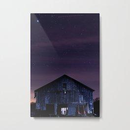 Kentucky Skies Metal Print