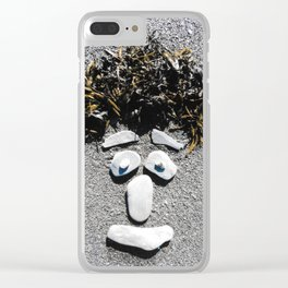 "EPHE""MER"" # 43 Clear iPhone Case"