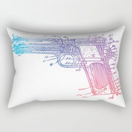 A Thing Of Beauty 2 Rectangular Pillow