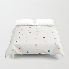Cute Confetti Pattern Duvet Cover
