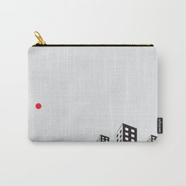 Red Sun City Carry-All Pouch