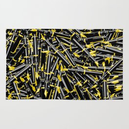 Writer's Tools Rug