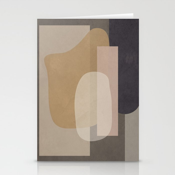 Abstract Geometric Art 51 Stationery Cards
