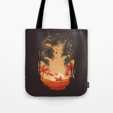 Summertime Madness Tote Bag