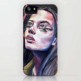 ya girl got 6 eyes iPhone Case