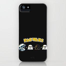 Pac Wars iPhone Case