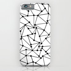 Ab Out Lines With Spots White iPhone 6s Slim Case