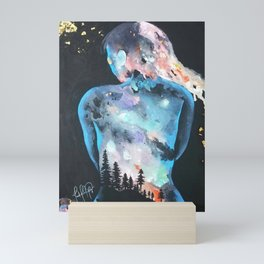 The Feeling of Being Mini Art Print