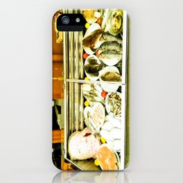 The richest sea. iPhone Case