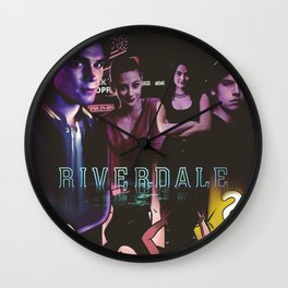 Riverdale - Archie Wall Clock