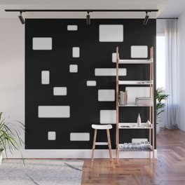 Squares 2 Wall Mural