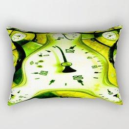 Too Much Information Rectangular Pillow