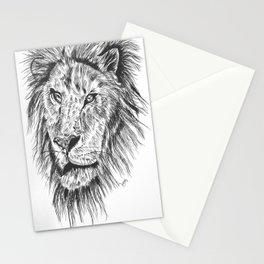 Because I'm the Leo. Stationery Cards