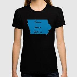 Turn Iowa Blue! Proud Vote Democrat Liberal! 2018 Midterms! T-shirt