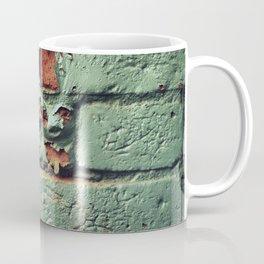 Brick Reveal Coffee Mug