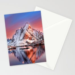 Danza Mountain Stationery Cards