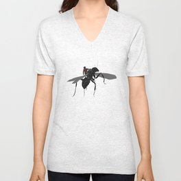 Ant-man & Anthony Unisex V-Neck