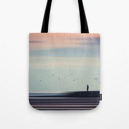 Drifting By Tote Bag