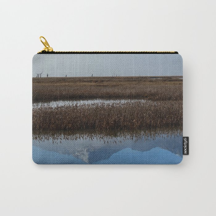 Autumn Mist Reflection Carry-All Pouch