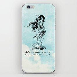 Hamlet - Ophelia - William Shakespeare iPhone Skin