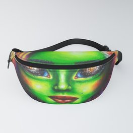 Iconic Alien Women: Marilyn Fanny Pack