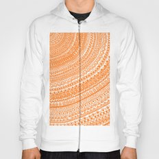 Orange Pulse o3. Hoody