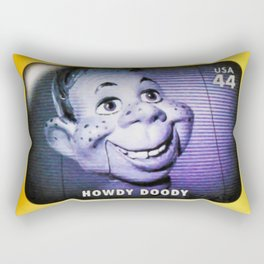Howdy Doody Rectangular Pillow