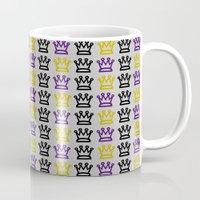 royal Mugs featuring Royal by kirstenariel