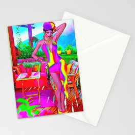 Latin Flavor Stationery Cards