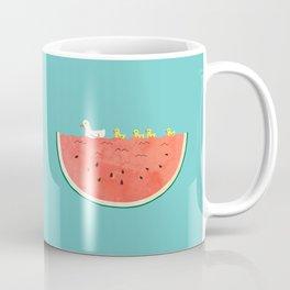 duckies and watermelon Coffee Mug