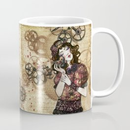 La mécanique de mon coeur Coffee Mug