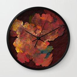 Glühwolke – Glow Cloud Wall Clock