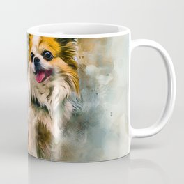 Chihuahua Art Coffee Mug