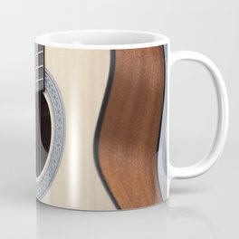 Classical Guitar Coffee Mug