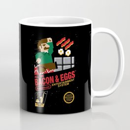 All the Bacon and Eggs Coffee Mug