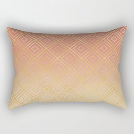 Modern - Tiles Rectangular Pillow