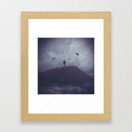 Surround Me Framed Art Print