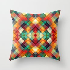 Time Between Throw Pillow
