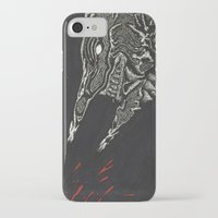 justice iPhone & iPod Cases featuring Justice by Bryan Yentz