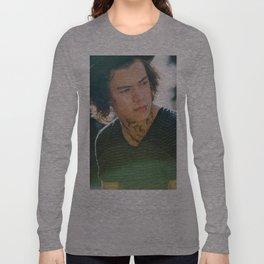 Harry Styles Punk Edit Long Sleeve T-shirt