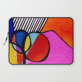 Magical Thinking 7A6 by Kathy Morton Stanion Laptop Sleeve