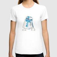r2d2 T-shirts featuring R2D2 by Vulgosclub