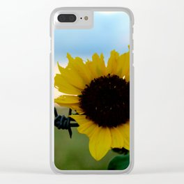 The Great Escape Clear iPhone Case