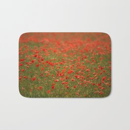 In Flanders Fields Bath Mat