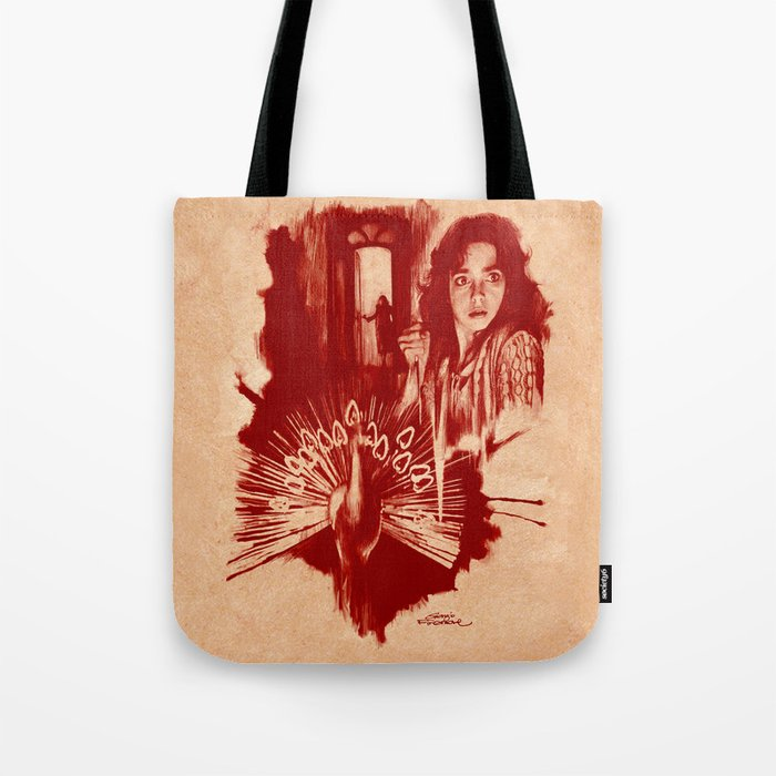 Homage to Suspiria Tote Bag