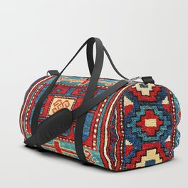 Karabagh South Caucasus Rug Print Duffle Bag