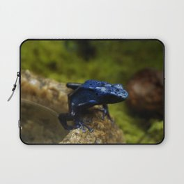 Blue Frog Laptop Sleeve