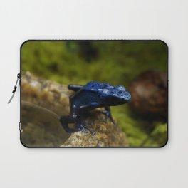Blue Frog Laptop Sleeve