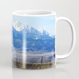 Spanish Peaks, Bozeman, MT Coffee Mug